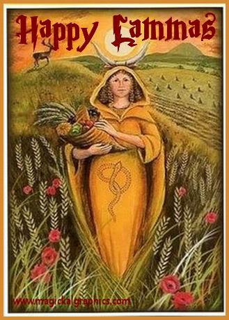 Image of the harvest goddess