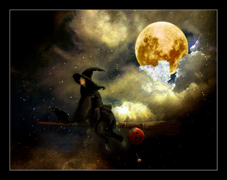 Blessed Samhain My Moonlit Path