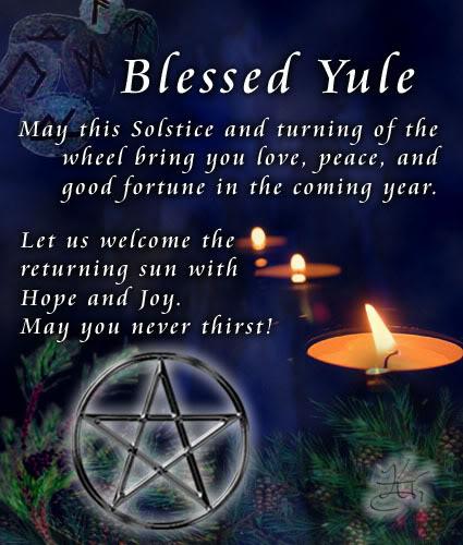 A Yule Poem and Solstice celebration….. | My Moonlit Path.....