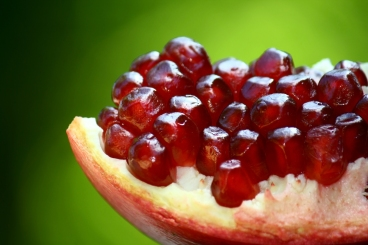 An_opened_pomegranate